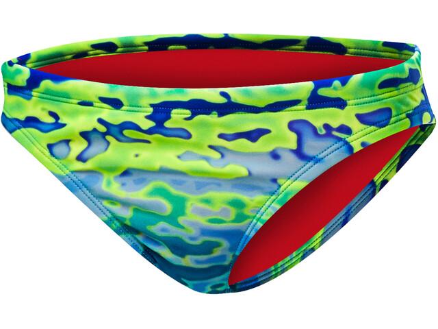 TYR Serenity Mini Bikini Bottom Damen blue/green